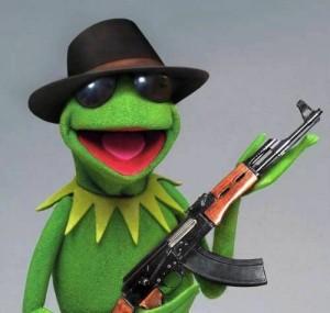 Kermit-Gun